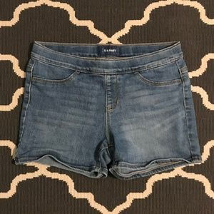 Girl's Old Navy Jean Shorts